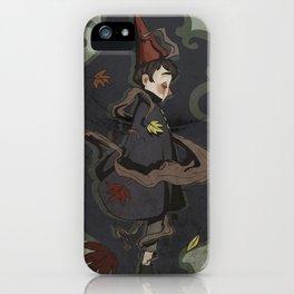Wirt the pilgrim iPhone Case