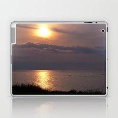Sunset Reflected Laptop & iPad Skin