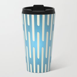 seamless pattern with gradient background Travel Mug
