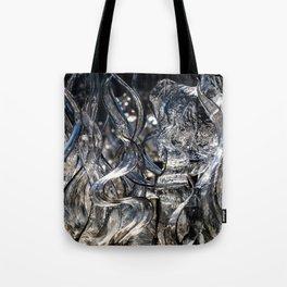 Wisps Glass Sculpture Tote Bag