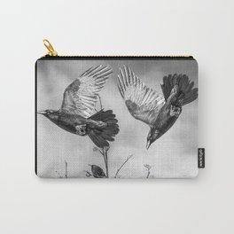 Krummar (raven) Carry-All Pouch