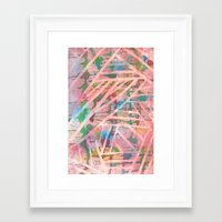 batik Framed Art Prints featuring Batik by -magtotoart-