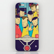 Star Trek iPhone & iPod Skin