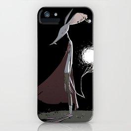 Don't get close iPhone Case