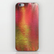 Abstract Moment in Pink iPhone & iPod Skin