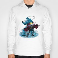 fullmetal Hoodies featuring Two Alchemist by BradixArt