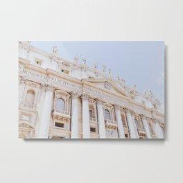 Vatican 01 Metal Print
