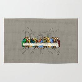 Cenaculum -Last Supper Rug