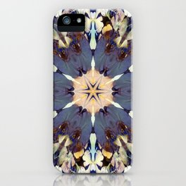 Gingko Mandala 2 iPhone Case
