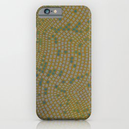 Mosaic -craftsman style iPhone Case