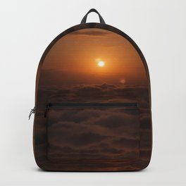 Three Sun SunSet Backpack