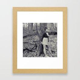 the host Framed Art Print