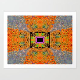 Pergola Art Print
