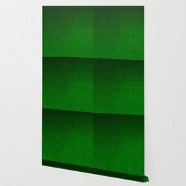 Emerald Green Ombre Design Wallpaper