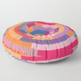 Summer Hues Floor Pillow