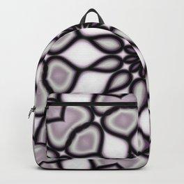 Kaleidoscope in shades Backpack