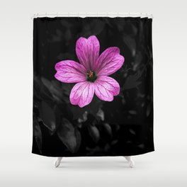 Perfect Pink Shower Curtain