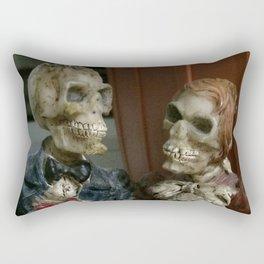 Love will never dies. Rectangular Pillow