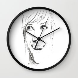 Reese Witherspoon Wall Clock