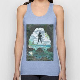 Pan - Storm Edition Unisex Tank Top