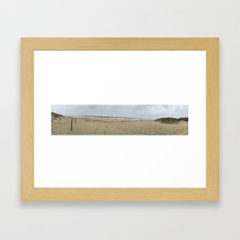 Cape Henlopen State Park Framed Art Print