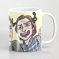 enerjax Mugs featuring It's Tuesday by enerjax