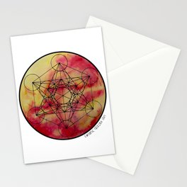 Solara Metatron Stationery Cards