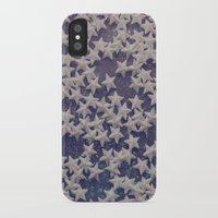 starry night iPhone & iPod Cases featuring Starry Starry Night (1) by Karin Elizabeth
