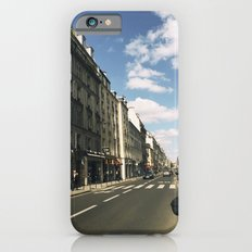 Sunny Day in Le Marais Slim Case iPhone 6s