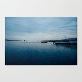 Geneva Canvas Print