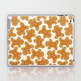 Gingerbread & Gumdrop Buttons Laptop & iPad Skin