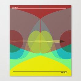 Apple 03 Canvas Print