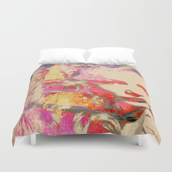 Divas - Veronica Lake Duvet Cover