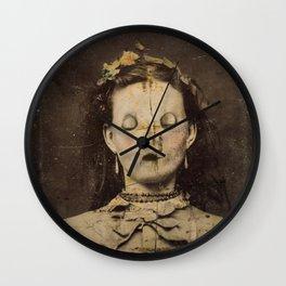Man Bites God Wall Clock