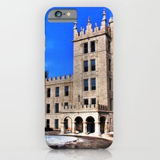 Northern Illinois University Castle - HDR iPhone 6 Slim Case