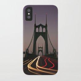 St. Johns Bridge iPhone Case
