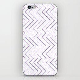 YARA ((royal purple)) iPhone Skin