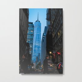 World Trade Center, New York Metal Print