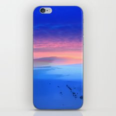 Blue is the colour iPhone & iPod Skin
