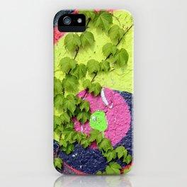 Nature vs. Nurture I iPhone Case