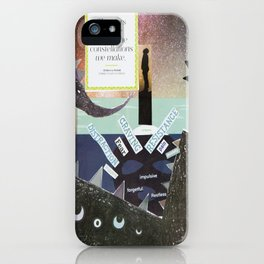 Collage - The Stars We Are Given iPhone Case