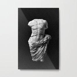 Greek God  Metal Print