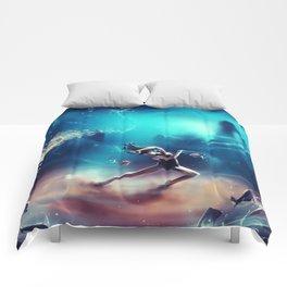 Dancing Zodiac Pisces Comforters
