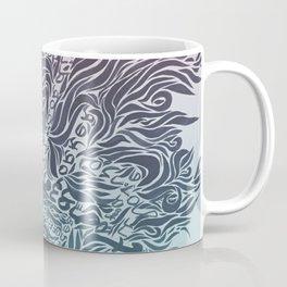 Soft Lines(P&B) Coffee Mug
