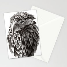 eagle shaman Stationery Cards