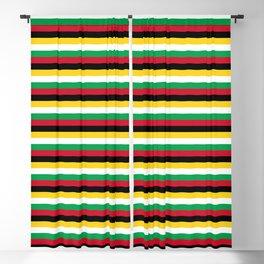 Mozambique Blackout Curtain