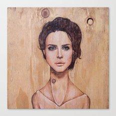 Lana, oh Lana! Canvas Print