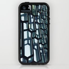 Rectangle Glass Pattern iPhone Case