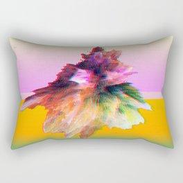 Clashing Stars Print Rectangular Pillow