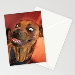 "I have a ""God-Given Right"" to bear teeth. 3 Stationery Cards"